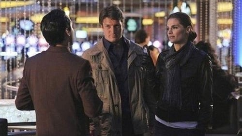 Castle 2012 720p Webrip: Season 4 – Episode Heartbreak Hotel