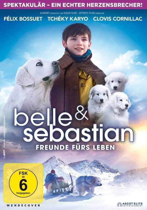 Film Belle & Sebastian - Freunde fürs Leben Plein Écran Doublé Gratuit en Ligne FULL HD 1080