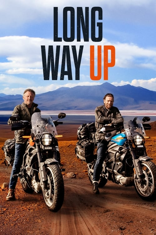 Poster von Long Way Up