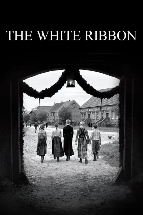 Streaming The White Ribbon (2009) Movie Free Online