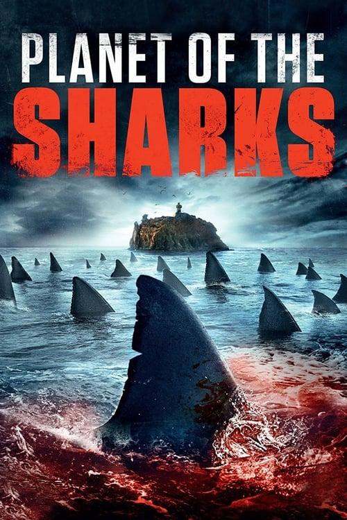 Mira La Película El planeta de los tiburones Con Subtítulos