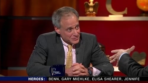 The Colbert Report: Season 7 – Episod Jeffrey Kluger