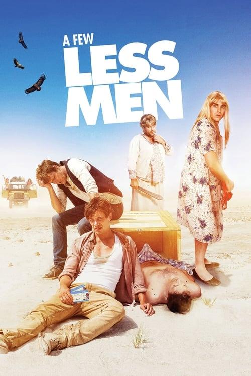 A Few Less Men (2017) Poster