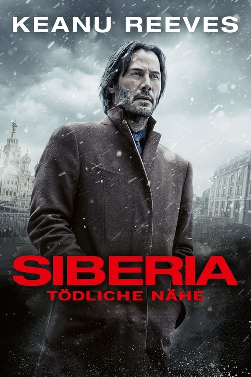 Poster von Siberia - Tödliche Nähe