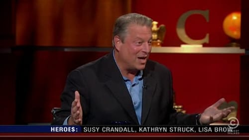 The Colbert Report: Season 7 – Episod Al Gore