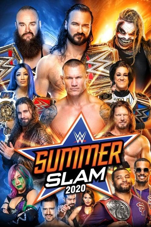 [Linea Ver] WWE SummerSlam 2020 (2020) Película Completa