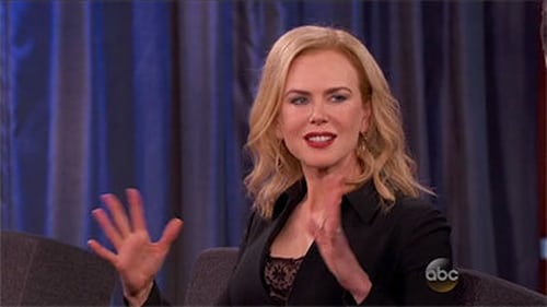 Jimmy Kimmel Live 2014 Streaming: Season 12 – Episode Nicole Kidman, Alyson Hannigan, Jerrod Niemann