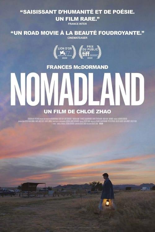 ★ Nomadland (2021) streaming vf