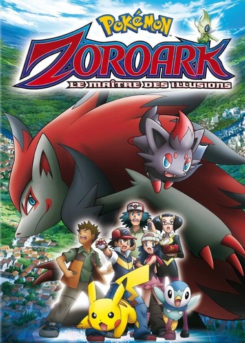 Pokémon 13 – Zoroak , El Maestro De Ilusiones