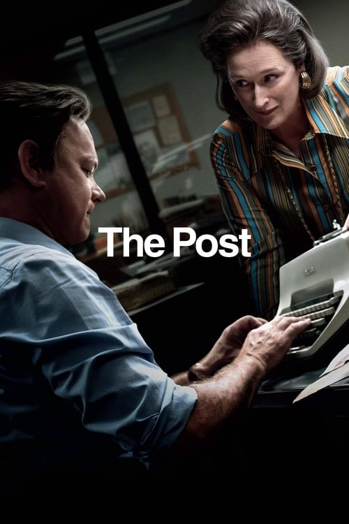 Poster. The Post (2018)