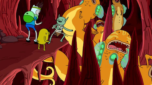 Adventure Time 2010 720p Webrip: Season 2 – Episode The Silent King