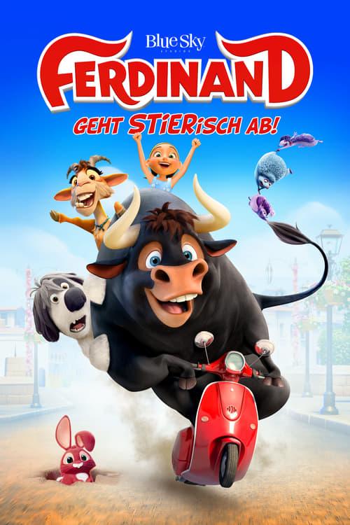 Ferdinand - Geht STIERisch ab! - Animation / 2017 / ab 0 Jahre