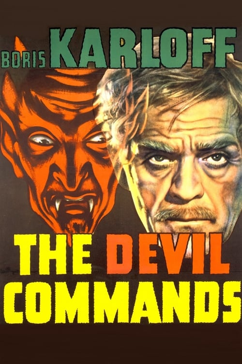 Assistir Filme The Devil Commands Com Legendas On-Line