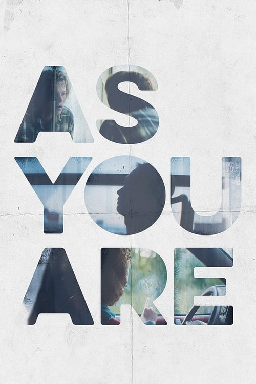 As You Are (2017)