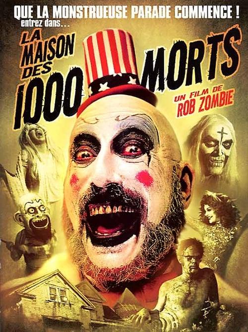 Film La Maison des 1000 morts Complètement Gratuit
