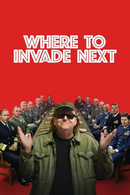 Largescale poster for Where to Invade Next