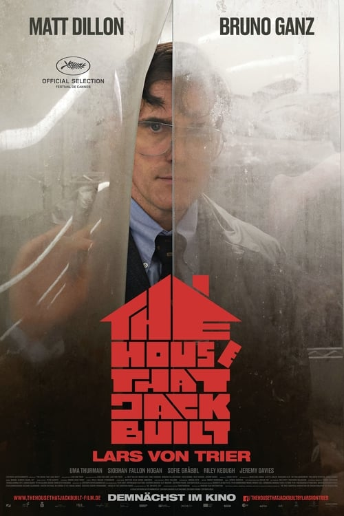 Poster von The House That Jack Built