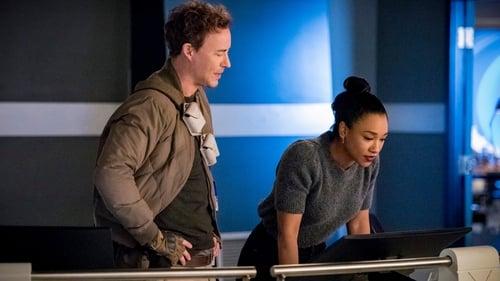 The Flash - Season 6 - Episode 17: liberation