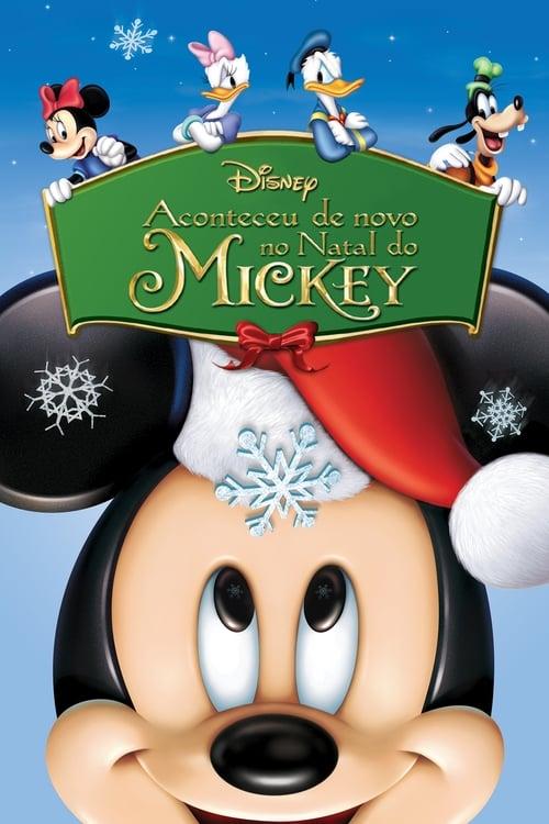 Assistir Aconteceu De Novo no Natal do Mickey Grátis
