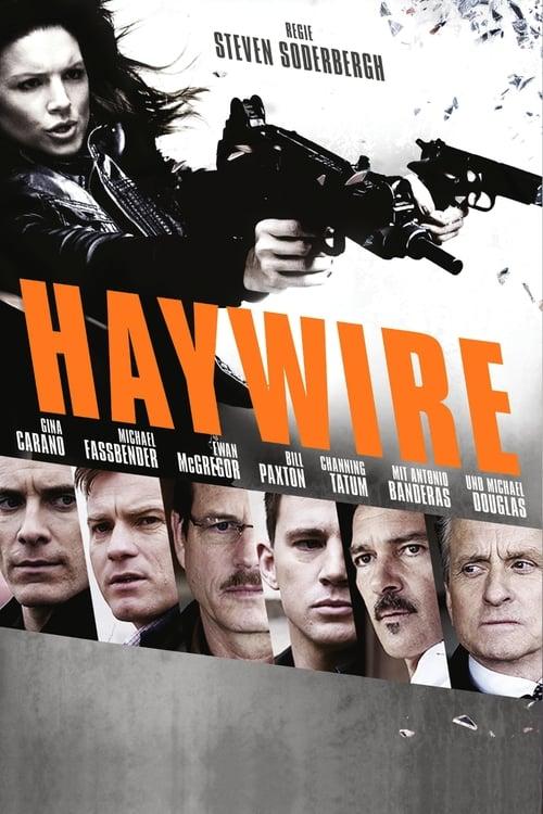 Poster von Haywire - Trau' keinem
