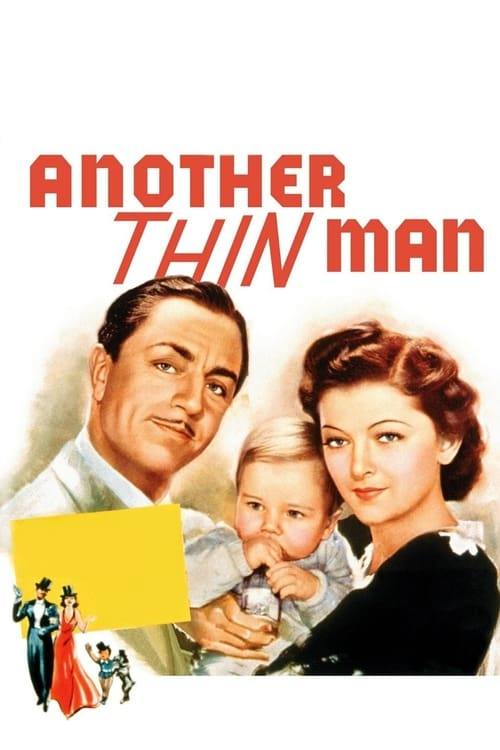 Watch Another Thin Man (1939) Movie Free Online