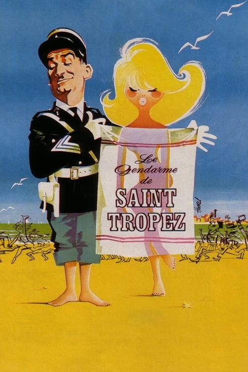 Le Gendarme de Saint-Tropez (1964) Poster