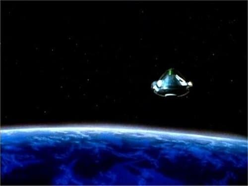 UFO: Season 1 – Episode The Sound of Silence