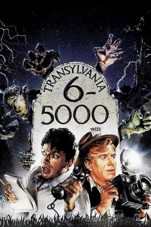 Watch Transylvania 6-5000 (1985) Movie Free Online