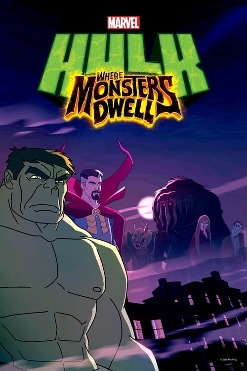 Imagen Hulk: Where Monsters Dwell
