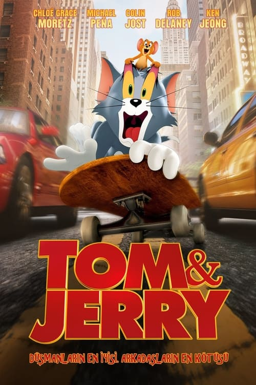 Tom and Jerry ( Tom ve Jerry )