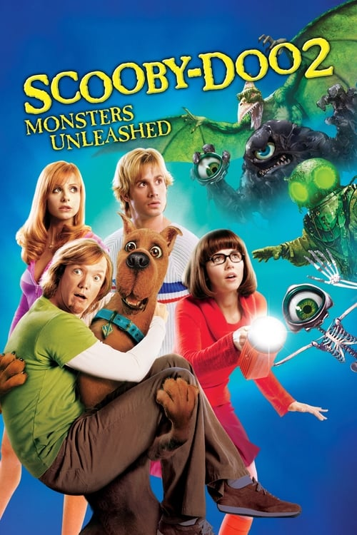 Nonton anime Scooby-Doo 2: Monsters Unleashed (2004)