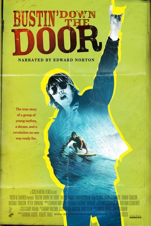 Bustin' Down the Door - Poster