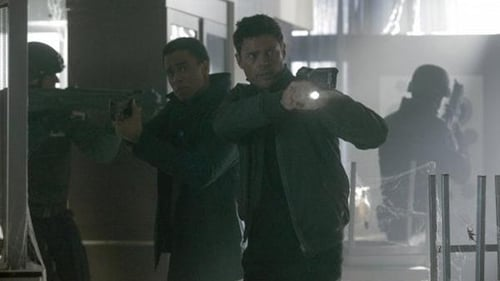 Assistir Almost Human S01E07 – 1×07 – Legendado