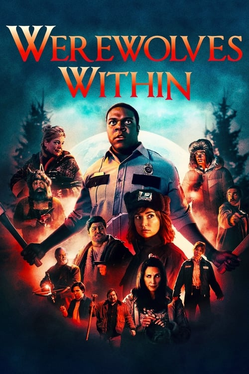 Largescale poster for Werewolves Within