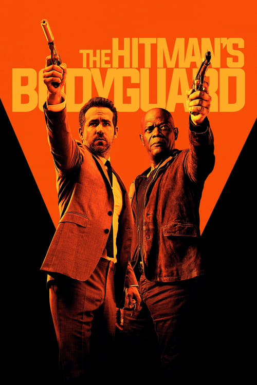 The Hitman's Bodyguard Affiche de film