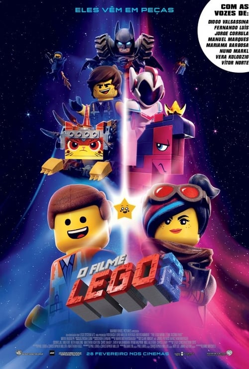 Assistir Uma Aventura Lego 2 - HD 720p Legendado Online Grátis HD