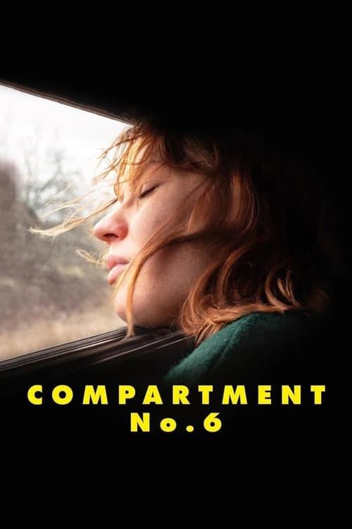 Compartment No. 6 (2021) Poster