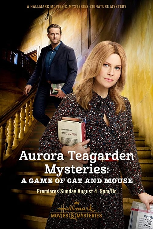 Mira La Película Aurora Teagarden Mysteries: A Game of Cat and Mouse En Buena Calidad Hd