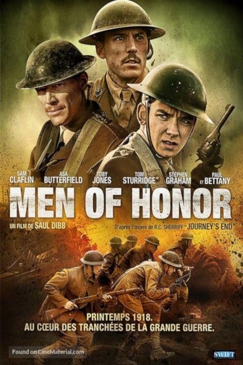 ➤ Men of Honor (2017) ▼