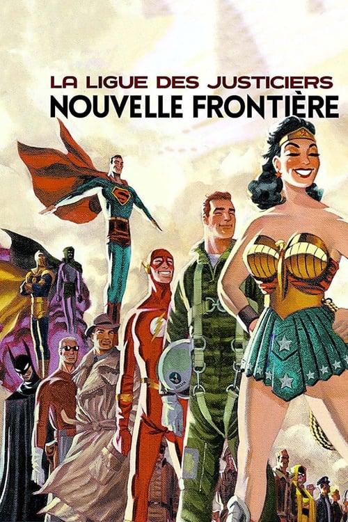 [VF] La Ligue des Justiciers : Nouvelle Frontière (2008) streaming film en français