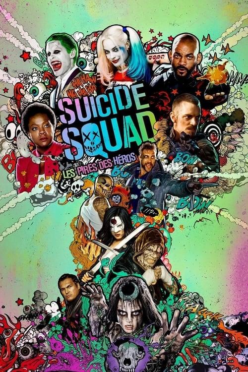 Suicide Squad film en streaming