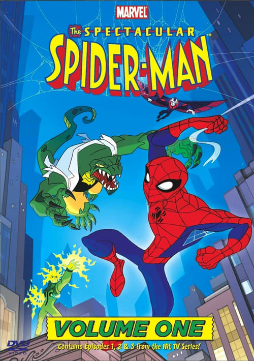 The Spectacular Spider-Man - Natural Selection (2008)