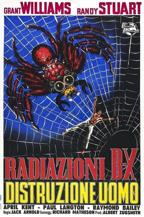 Radiazioni BX: distruzione uomo (1957)