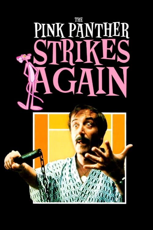 Streaming The Pink Panther Strikes Again (1976) Full Movie