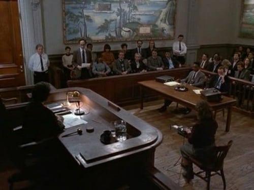 Law & Order: Season 1 – Épisode The Blue Wall