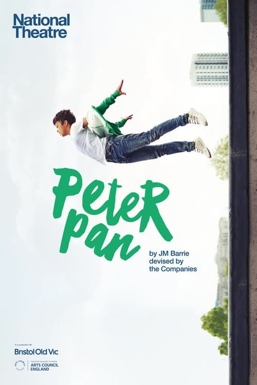 Watch National Theatre Live: Peter Pan Online Couchsurfing