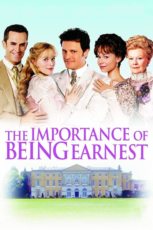 Watch The Importance of Being Earnest (2002) Best Quality Movie