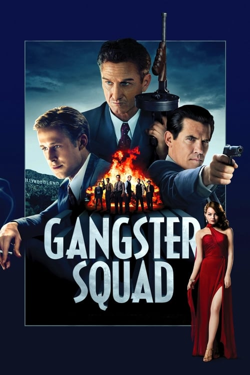Streaming Gangster Squad (2013) Movie Free Online