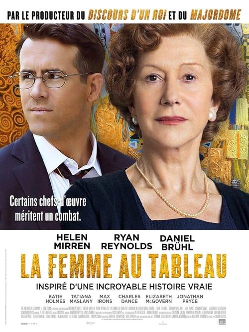 ✪ La Femme au tableau (2015) ©