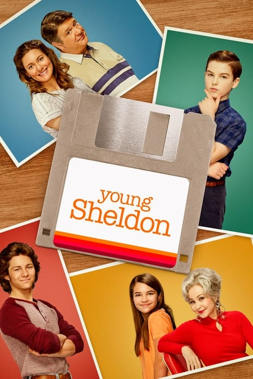 Young Sheldon Season 1 Episode 14 : Potato Salad, a Broomstick, and Dad's Whiskey